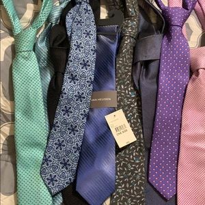 Screaming deal it's 9 ties like new for 50 bucks !